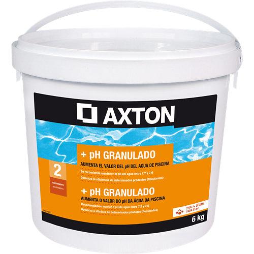 Elevador de ph piscinas axton granulado 6 kg