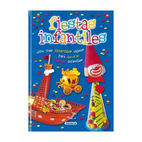 Libro fiestas infantiles