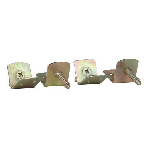 Pack escuadras y kits para muebles de acero y 35x30 mm