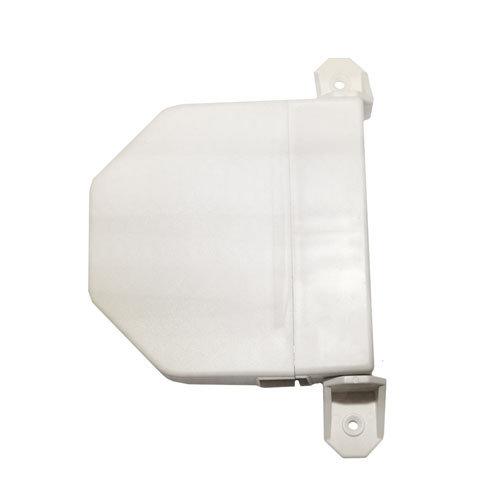 Recogedor para persiana de pvc marfil de 40x200x145 mm