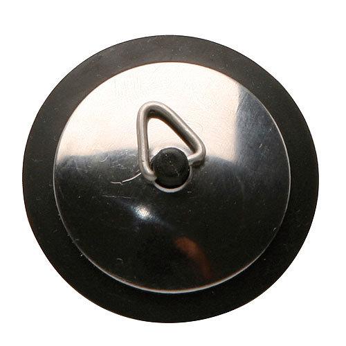 Tapón para lavabo orfesa 55 mm ø gris