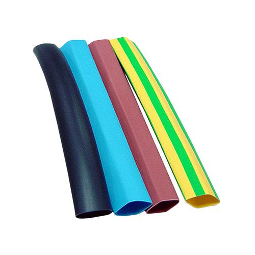 Bolsa de 10 fundas termoretráctiles en colores de 2,5-6 mm²