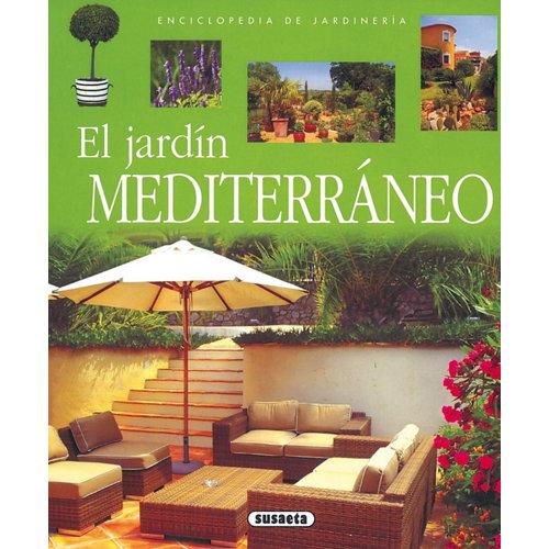 Libro el jardin mediterraneo