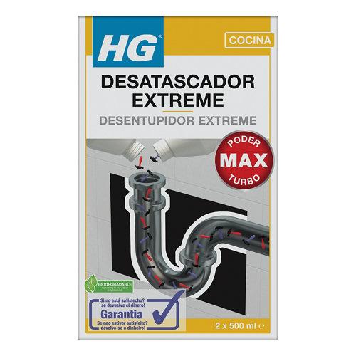 Kit de limpieza para el cuarto de baño extreme hg