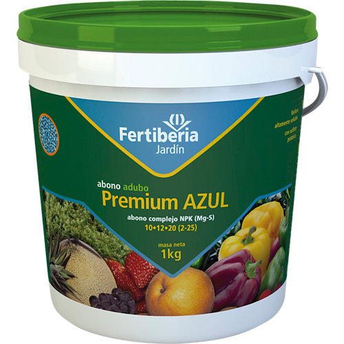 Abono universal fertiberia azul 1 kg