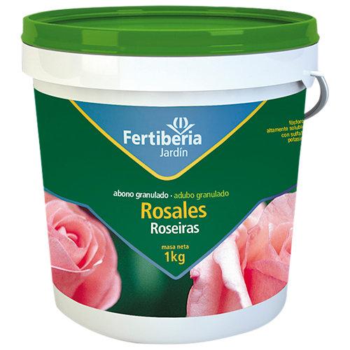 Abono granulado rosales fertiberia 1 kg
