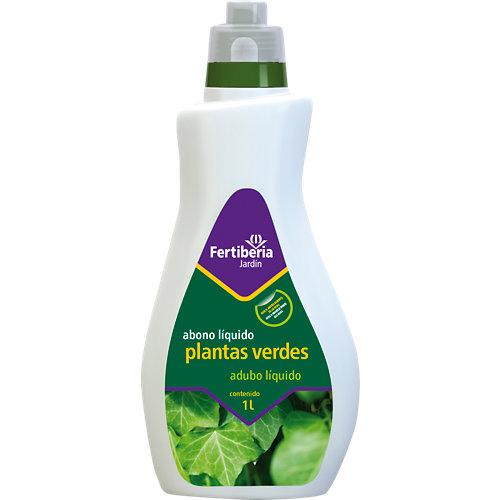 Abono líquido para plantas verdes fertiberia 350+150 ml