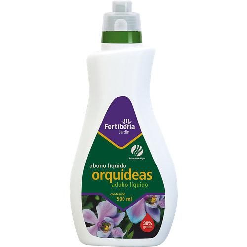 Abono líquido para orquídeas fertiberia 350+150 ml
