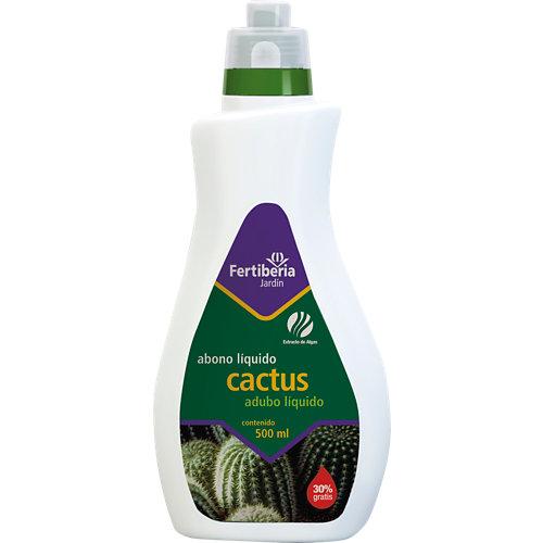 Abono liquido cactus fertiberia 350+150 ml