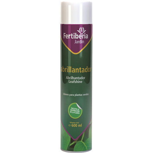 Abrillantador hojas verdes fertiberia 600 ml
