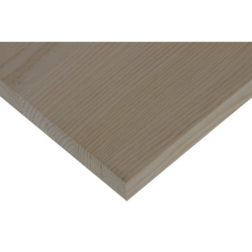Tablero macizo de pino de 50x80x2,8 cm