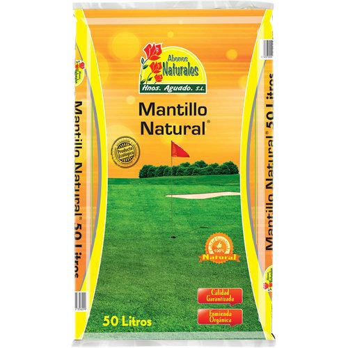 Mantillo natural hnos. aguado de uso ecológico 50l