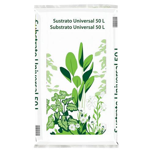Sustrato universal para todo tipo de plantas 50l
