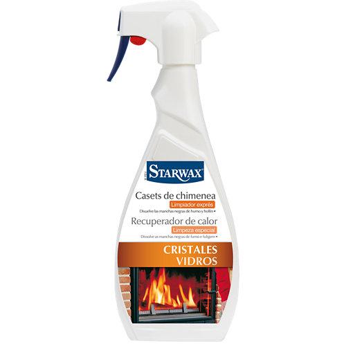 Limpiador casets de chimenea starwax 500 ml