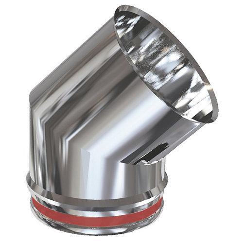 Ángulo de acero inoxidable de 175 de diámetro
