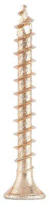 Pack 150 tornillos para madera de acero de 4x35 mm