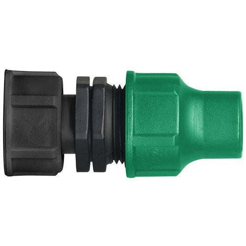 """Conexión a grifo jardibrich ¾"""" para tubería 16 mm ø"""