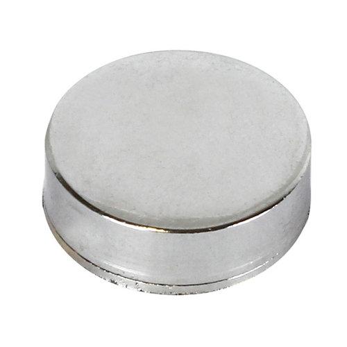 Embellecedor en latón de 16 mm de ø