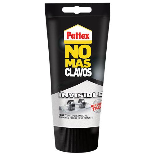 Adhesivo montaje nmc invisible pattex 120 gr