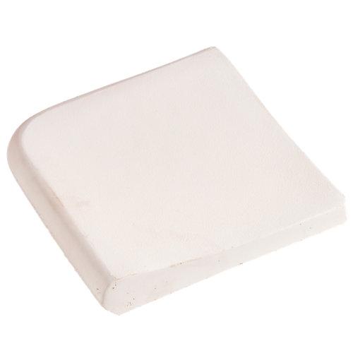 Angulo piscina cañaveral blanco 34x34x0,4 cm