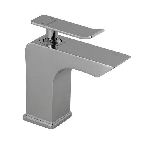 Grifo de lavabo rousseau mode cromo