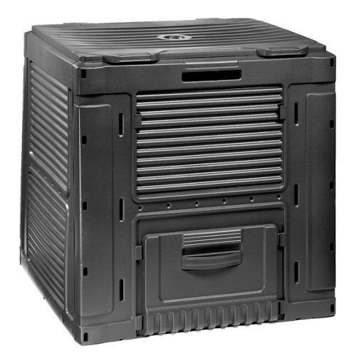 Compostador para exterior polipropileno 470 litros