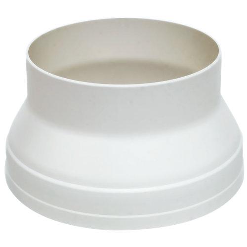 Accesorio tubo reductor de 150 mm a 120 mm