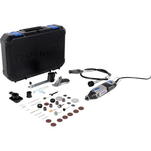 Mini herramienta eléctrica con cable dremel 4000-4/65 de 175 w +65 accesorios