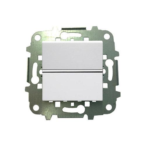 Interruptor niessen zenit blanco