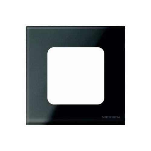 Marco individual niessen zenit cristal negro