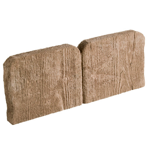 Bordillo bosque oregón 20x50x4 cm