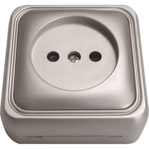 Enchufe fontini bf-18 aluminio