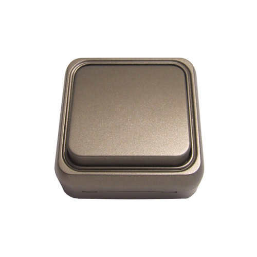 Interruptor fontini bf-18 bronce