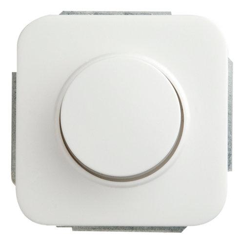 Regulador giratorio simon 31 blanco