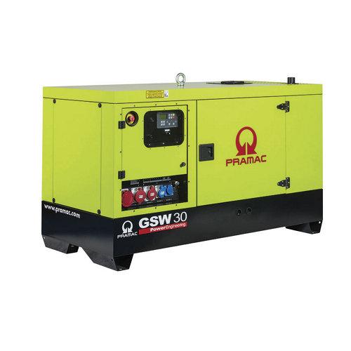 Generador pramac gsw30p mcp diésel de 24440 w