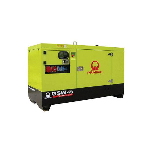 Generador pramac gsw45p mcp diésel de 36560 w
