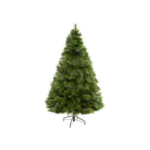 Árbol de navidad montgomery luxe verde 180 cm