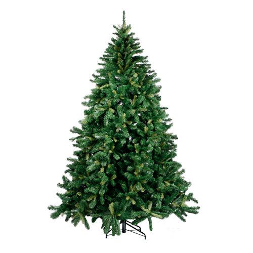 Árbol de navidad alberta 240 cm
