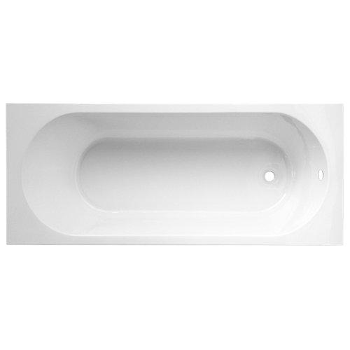 Bañera rectangular nerea 70x140x40 cm