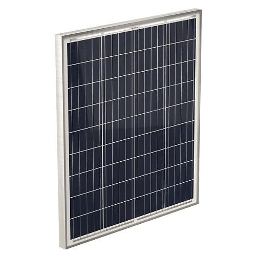 Panel solar fotovoltaico solarpower-xunzel-80w de alta eficiencia con 4m cable