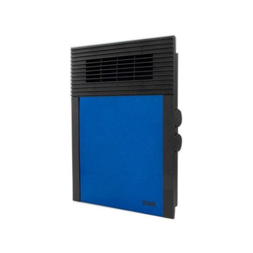 Calefactor eléctrico móvil hjm 638a 2000 w azul