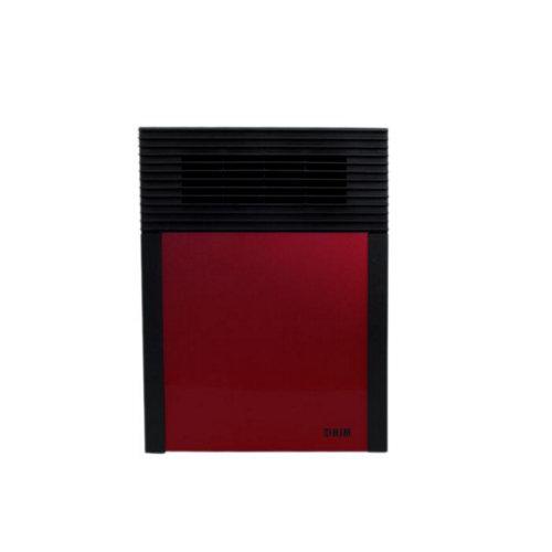 Calefactor eléctrico móvil hjm 638r 2000 w rojo