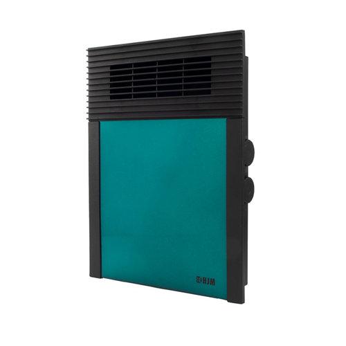 Calefactor eléctrico móvil hjm 638v 2000 w verde