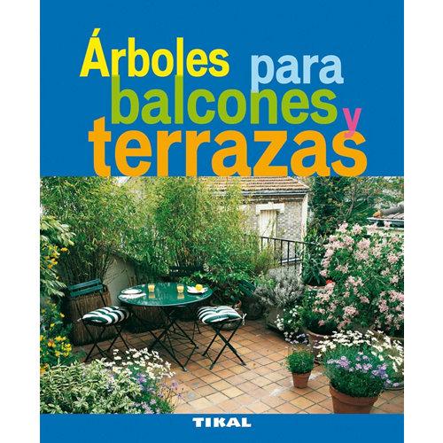 Libro arbol, balcon y terrazas