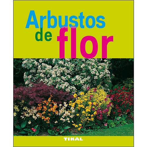 Libro arbustos de flor