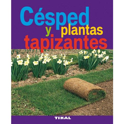 Libro cesped y plantas tapizantes