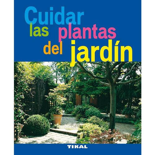 Libro cuidar plantas jardín