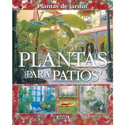 Libro plantas para patios