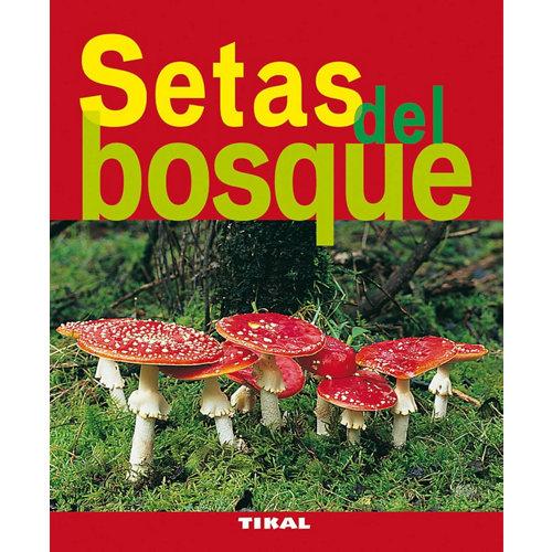 Libro setas del bosque