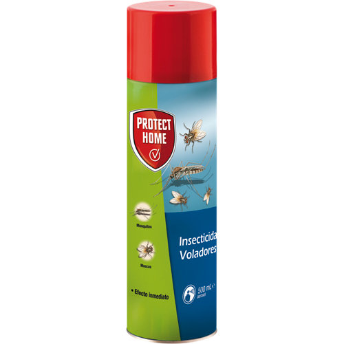 Insecticida voladores protect home con acción de choque y persistencia 3 días